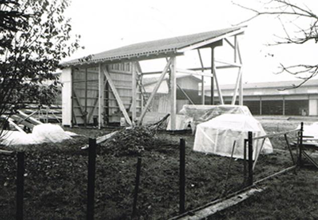 Meine alte Werkstatt in Hörigen bei Herzogenbuchsee