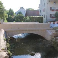 Die Ziefener Brücke